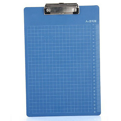 Plastic A4 Clip Board Clipboard Holder Office School 223mmx313mm