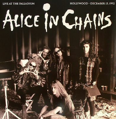 ALICE IN CHAINS - Live At The Palladium Hollywood 1992 - Vinyl (LP)