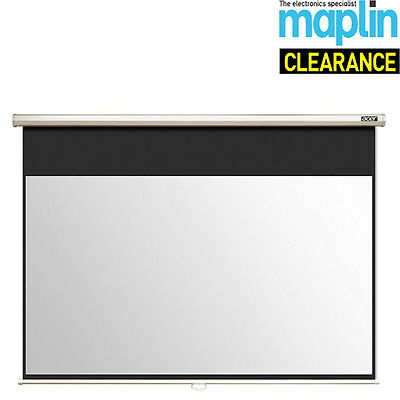 """Acer M90-W01MG 90"""" Projection Screen 16:9 Perfect For Home Theatres Maplin"""