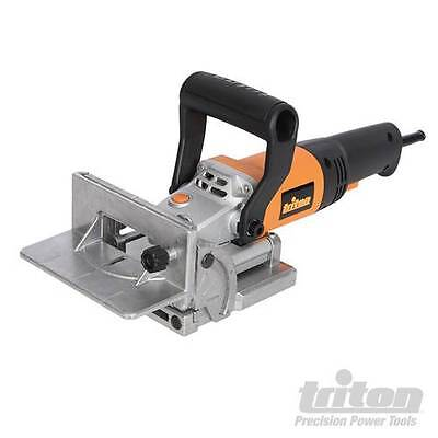 Heavy Duty 760W Biscuit Joiner Jointer Wood Work Saw Cutter With Storage Bag