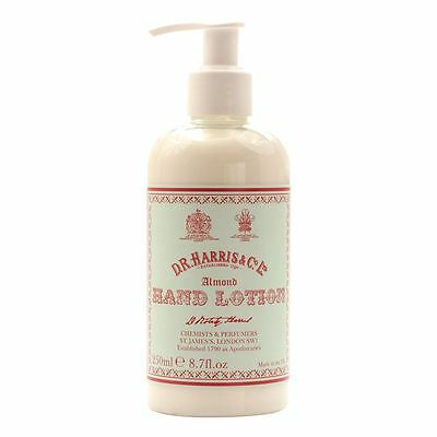 DR Harris & Co Almond Hand Moisturising Hand Lotion