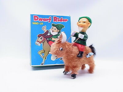 LOT 1298 | MM Japan Dwarf Rider auf Esel in OVP / Box