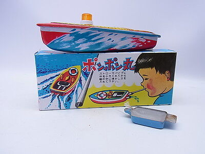 LOT 1301 |TM Modern Toys Japan Kerzenboot in OVP/Box