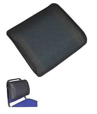 Aidapt Cooling Gel Memory Foam Lumbar Support Cushion