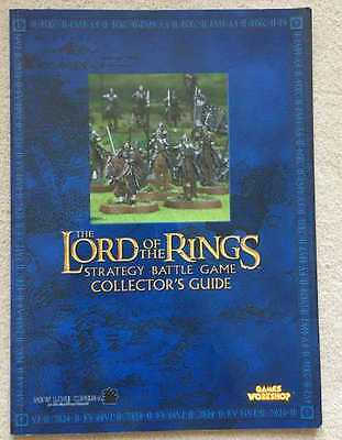 GAMES WORKSHOP The Lord of the Rings Strategy Battle Game Collectors Guide 2004