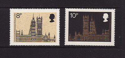 1973 Parliament NH Mint Set of Stamps SG 939-40