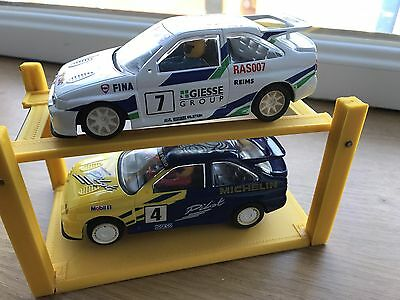 Scalextric Ford Escort Cosworth.