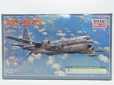 LOT 11329 | Minicraft 14610 KC-97G Air Guard 1:144 Bausatz NEU in OVP
