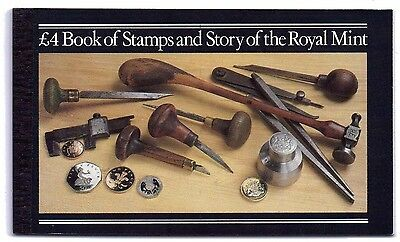 Royal Mail Prestige Book 1983 Story of Royal Mint (at face value)