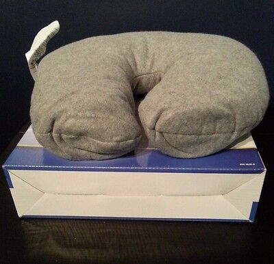 NEW In Box - AutoTrends U Shaped Fleece Neck Pillow - Auto/Home/Office/Travel