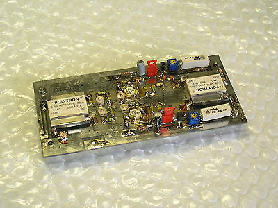Polytron 5W/75Ω, 470~860Mhz Linear Tv Amplifier Module Type 851-864A