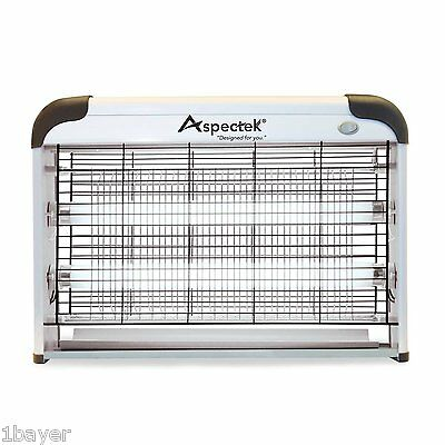 Aspectek Patio Lawn Ranch Electronic Bug Fly Insect Mosquito PEST Zapper Killer
