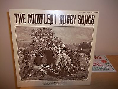 The Compleat Rugby Songs,  2 × Vinyl, LP
