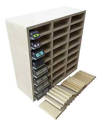 SU Punch Rack KX (SU lock-down punches insert for IKEA Kallax/Expedit cubes)