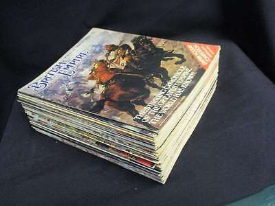 BBC/Time Life 'British Empire' Magazines - COMPLETE SET from No.1 to 98 ..MINT