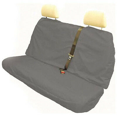 Town and Country Black Car Seat Cover MFRXLBLK Extra Large Size Multi Fit Rear