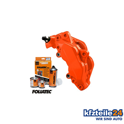 Bremssattellack-Set neon Orange | Foliatec (2183)