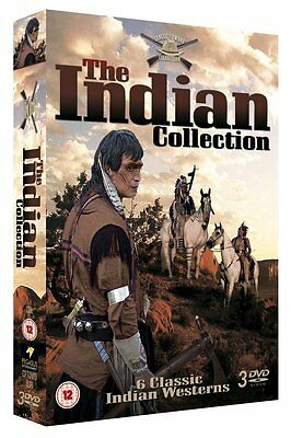The Indian Collection - New DVD Box Set (6 Westerns)