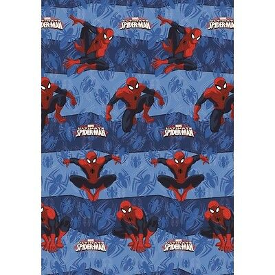 MARVEL ULTIMATE SPIDER-MAN Flat Sheet 140 x 200 cm 100% COTTON