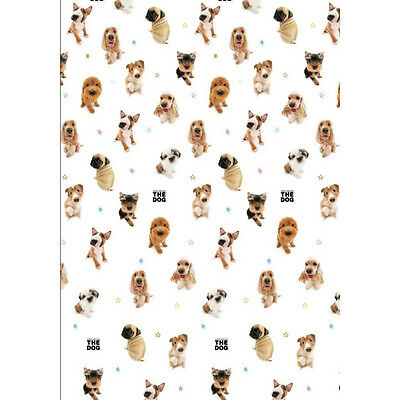 Artlist Collection THE DOG Flat Sheet 140 x 200 cm 100% COTTON