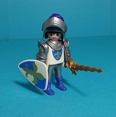 Playmobil Special, Knights ~ Ritter Hype / Blue Knight (4616)