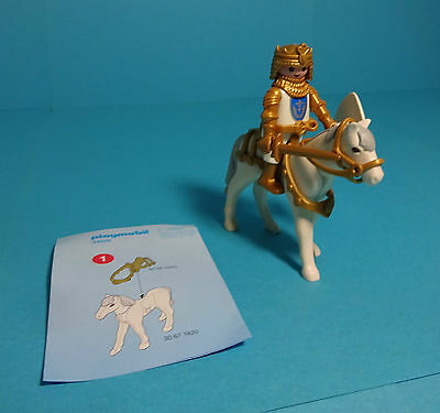Playmobil Knights~ Ritter Christopher / Sir Christopher(3800) & Anleitung/Manual