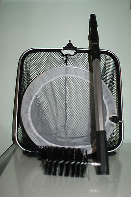 Koi Carp Garden Pond Net Care Kit  4 in 1 Combo Net You wont Need Another Net