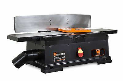 WEN 6560 10-Amp 6-Inch Benchtop Jointer with Filter Bag