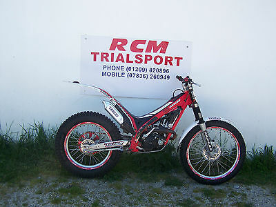 gasgas 80cc rookie,2008 trials bike ex condition ready to ride