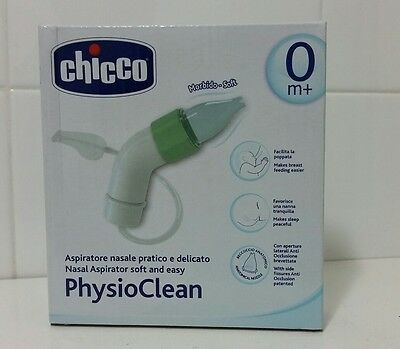Aspiratore Nasale Physioclean Chicco