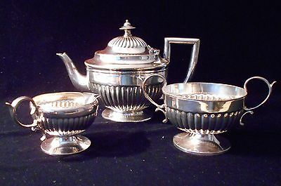 Nice Vintage Silver Plate Mappin & Webb's Tea Service