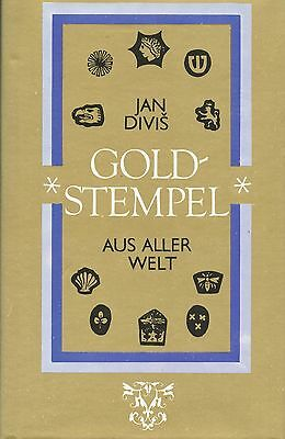 Antique Gold Identification - Makers Hallmarks Dates / Scarce Book (German Text)