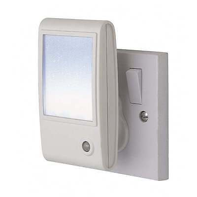 Firstlight Products Led Sparkle White With White Led Night Light 8372Wh