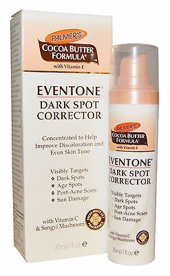 Palmer's Cocoa Butter Formula With Vitamin E Eventone Dark Spot Corrector 30ml
