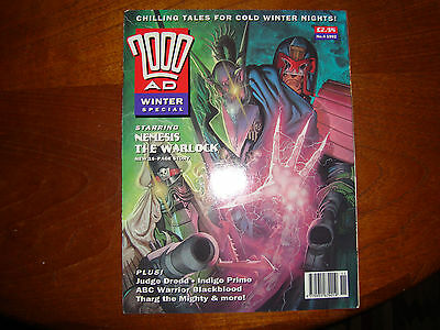 2000AD Winter Special 1992 (No 4)
