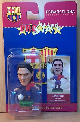 Corinthian Lionel Messi Barcelona Club Pro1822 Prostar Blister Pack