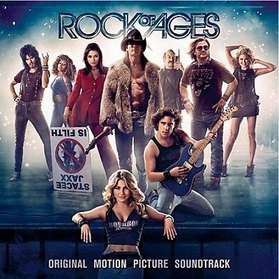 Rock of Ages Soundtrack.