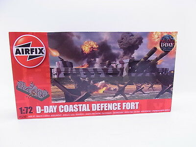 LOT 23937 | Airfix A05702 D-Day Coastal Defence Fort 1:72 Bausatz NEU in OVP