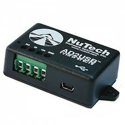 NuTech Sofeetware Solutions AD2USB Adapter for Ademco Vista. Huge Saving