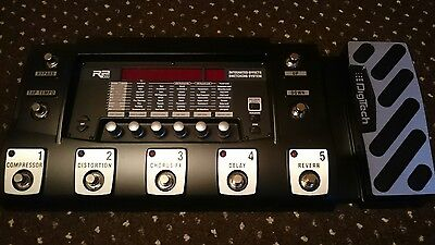 Digitech RP500 Modelling Guitar Processor