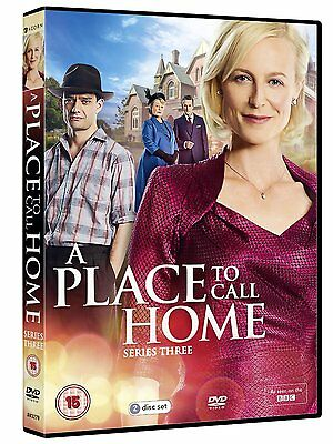 A Place to Call Home Series 3: New DVD - Marta Dusseldorp