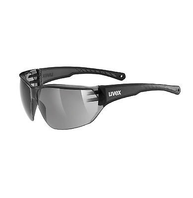 UVEX Sports Sun Glasses Sportstyle Smoked Tint 100% Protection Cycling Running