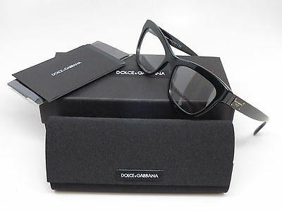 Authentic Dolce & Gabbana DG 3253 501 Black Eyeglasses 51mm
