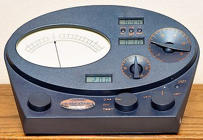 Left-Handed Mark Super VII Quantum E-Meter - Scientology; Refurbished, Warranty