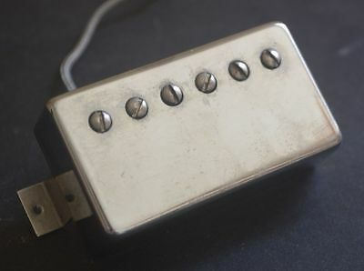 Vintage 1979 Gibson Les Paul T-Top Pickup Patent Number Tim Shaw Dec 28 1979