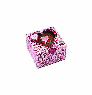 Wilton Cupcake Boxes - Heart Smile - Holds 1