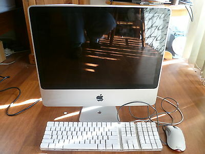 """Apple Imac All In One  A1224  20""""  2009 Model Core 2 Duo From $175"""