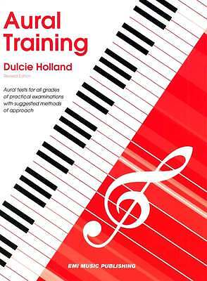 Aural Training with Dulcie Holland - Music Theory Book