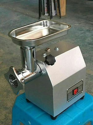 Big Capacity Duty Electric meat mincer Stainless steel Slicer grinder Commercial