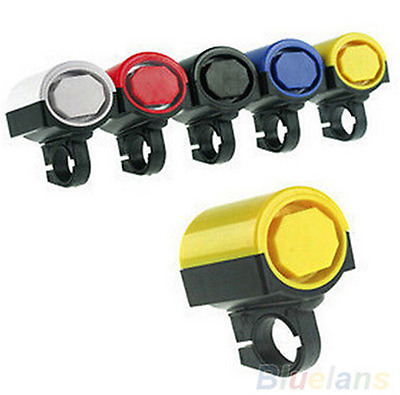 Wonderful Electronic Loud Bike Horn Cycling Handlebar Alarm Ring Bicycle Bell